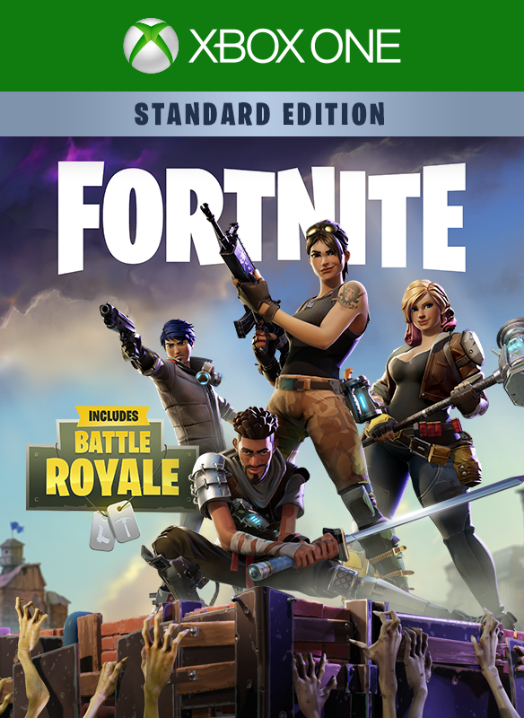 Fortnite - Standard Founder's Pack