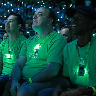 Xbox Fan at FanFest