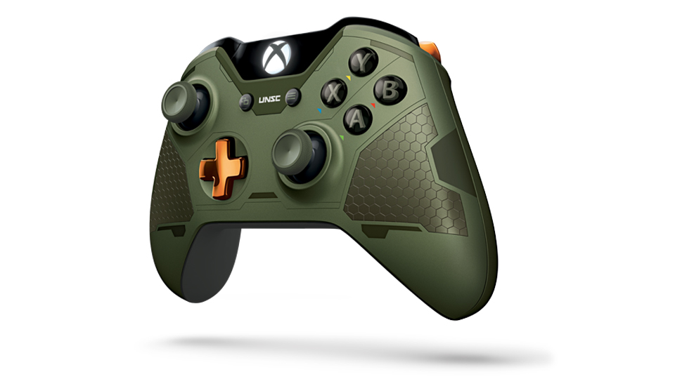 Limited Edition Halo 5 Controller | Xbox
