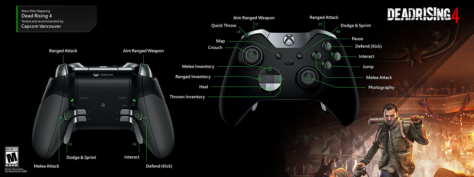 Xbox Elite Wireless Controller | Xbox One on dead rising 3 map guide, dead rising 3 map detail, dead rising 3 map ham, dead rising 3 map to in morgue, dead rising 3 map key, dead rising 3 world map, dead rising 3 map buildings, dead rising 3 full map with points, dead rising 3 map sunset hills, dead rising 3 item map, dead rising 3 blueprint locations map,