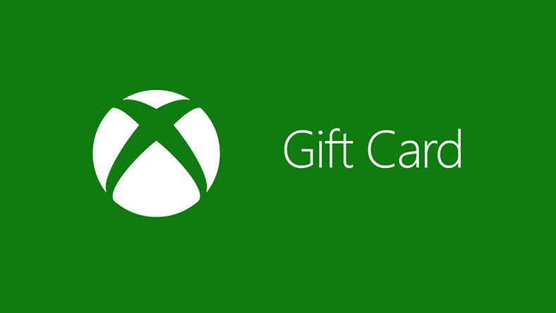Logo de la carte-cadeau Xbox