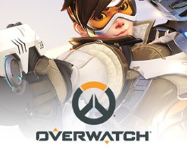 Couverture d'Overwatch