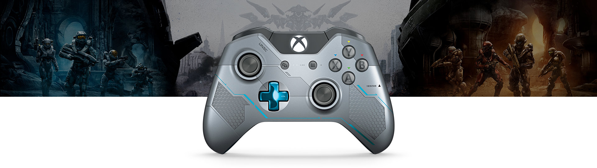 Manette sans fil Xbox One Halo 5 Guardians