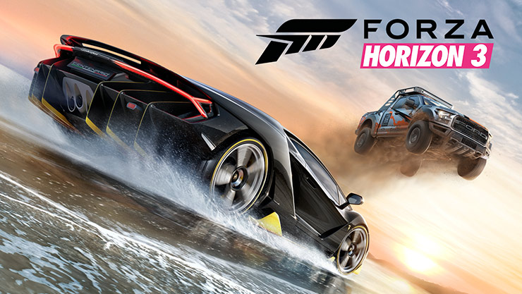 Forza Horizon 3 boxshot