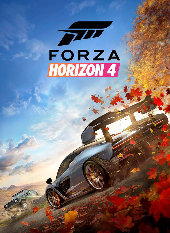 Forza Horizon 4 box shot