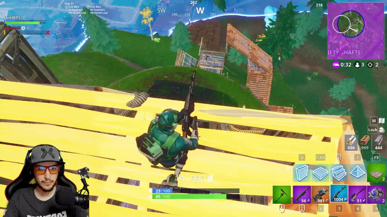 Video stream snapshot from HypeZoneFortnite: 24/7 Fortnite Victory Royale!