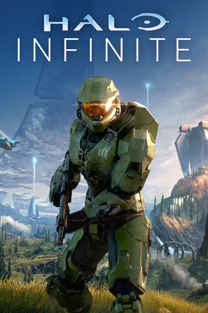 Halo Infinite box shot