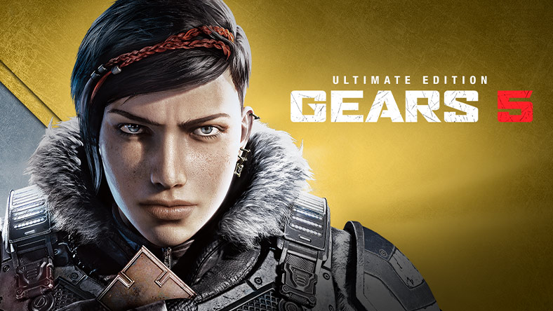 Gears 5 Ultimate Edition-coverbillede