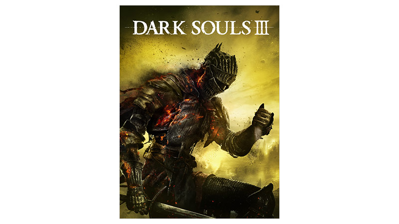 Box shot της έκδοσης Dark Souls 3 Standard Edition