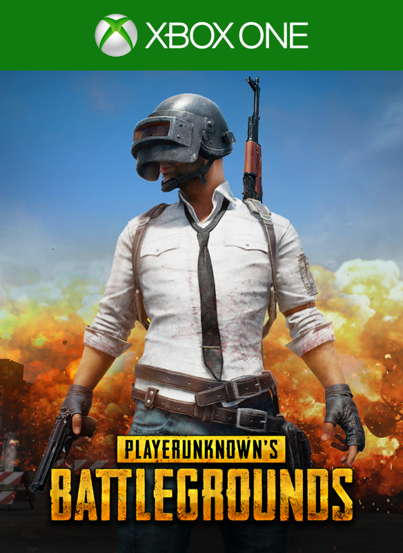 PlayerUnknown's Battlegrounds, bild på förpackning