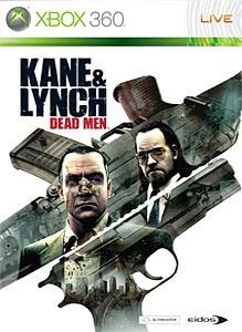 Kane & Lynch: Dead Men boxshot