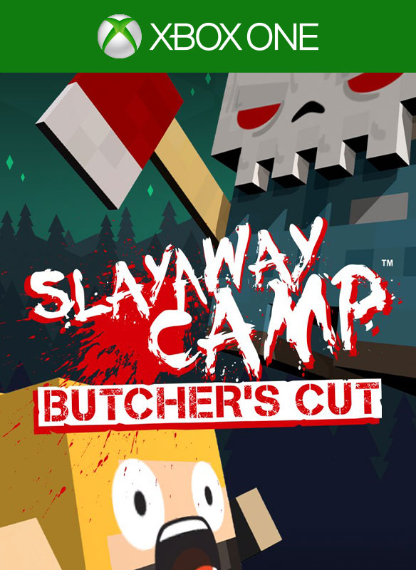 Slayaway Camp: Butcher's Cut boxshot