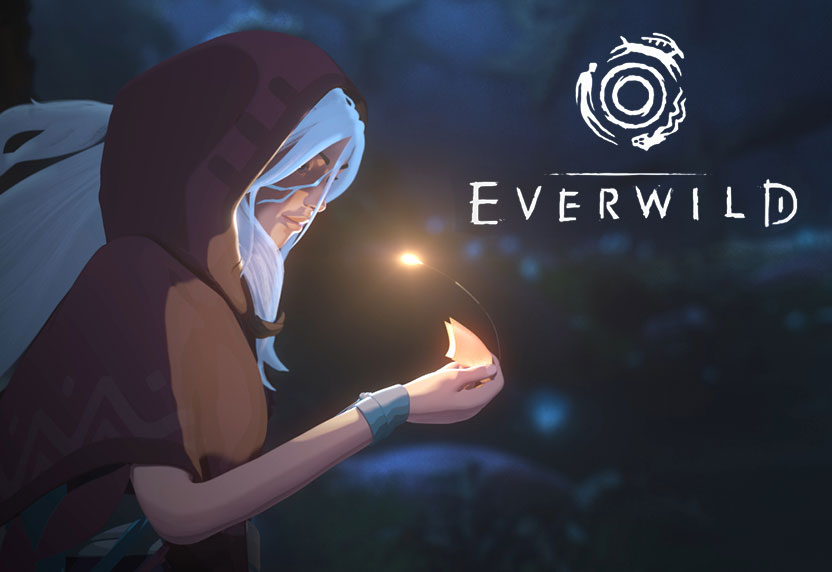 Key art from Everwild