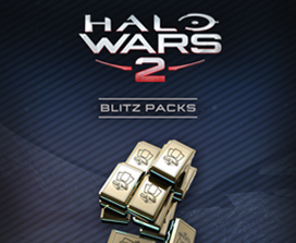 20 packs Blitz Halo Wars 2