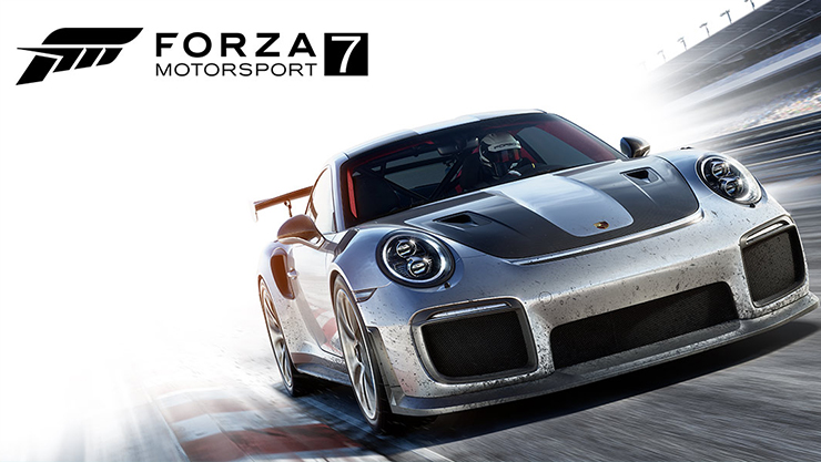 Forza Motorsport 7 boxshot