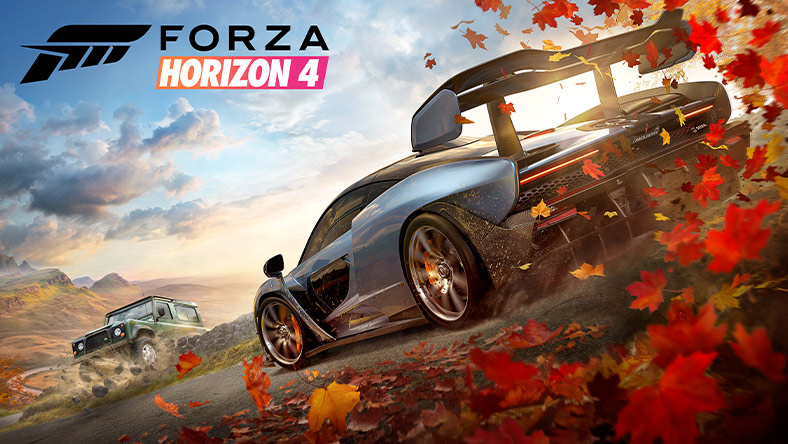 Forza Horizon 4-coverbillede