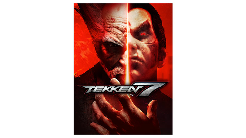 Tekken 7 Standard Edition-coverbilde