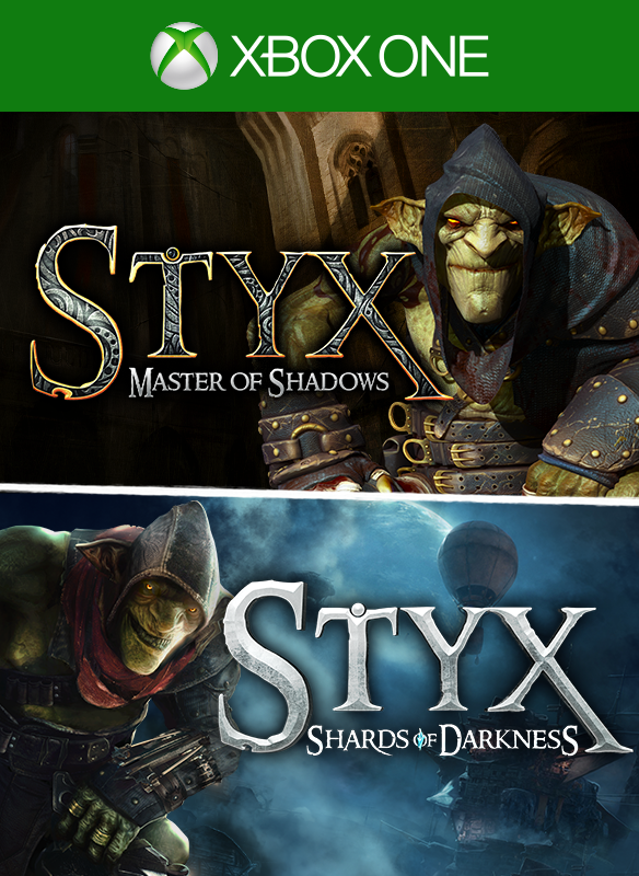 Styx: Master of Shadows + Styx: Shards of Darkness