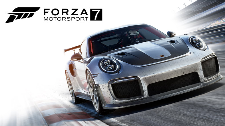 Forza Motorsport 7-coverbillede