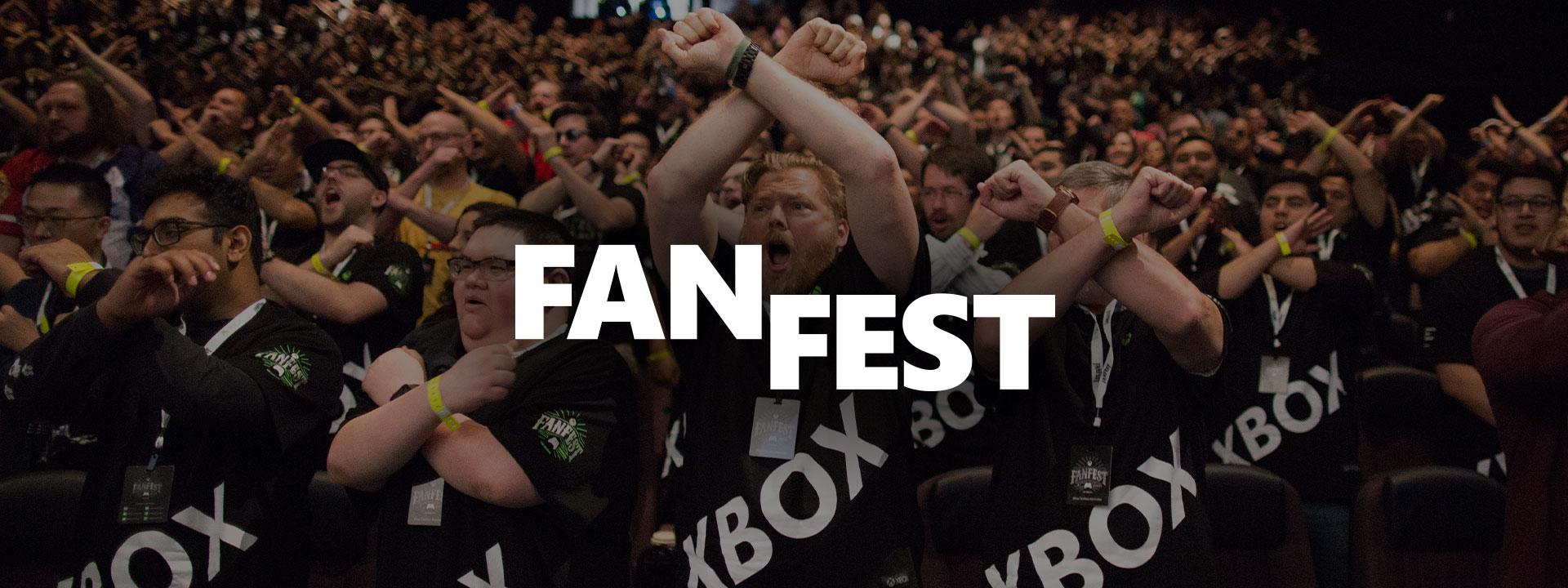 Ya puedes registrarte para el Xbox FanFest