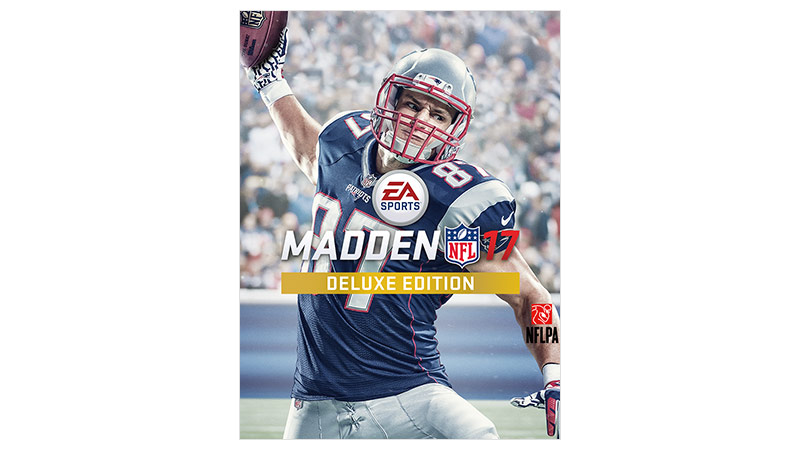 Madden 17 Deluxe Edition box shot
