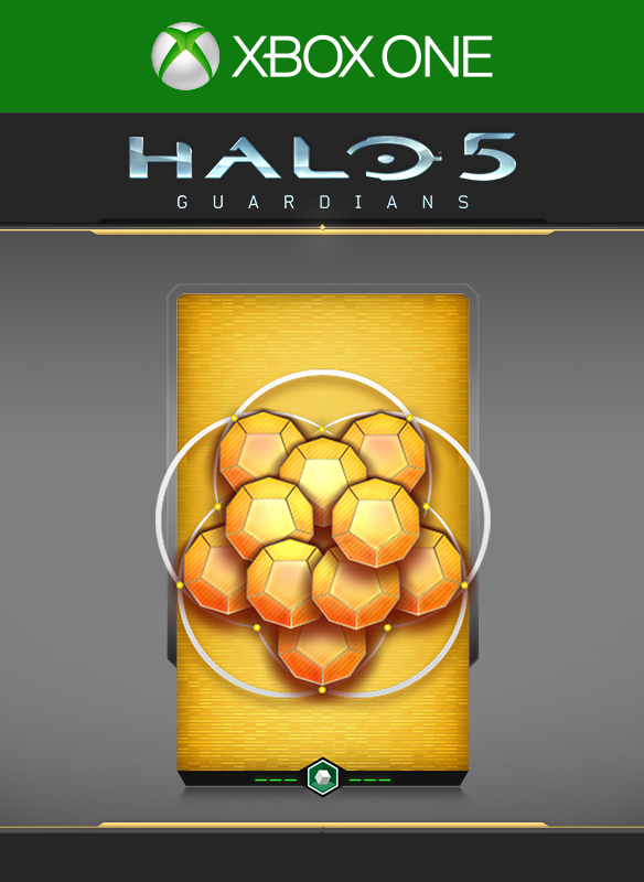Halo 5: Guardians – 10 Gold REQ Packs + 3 Free