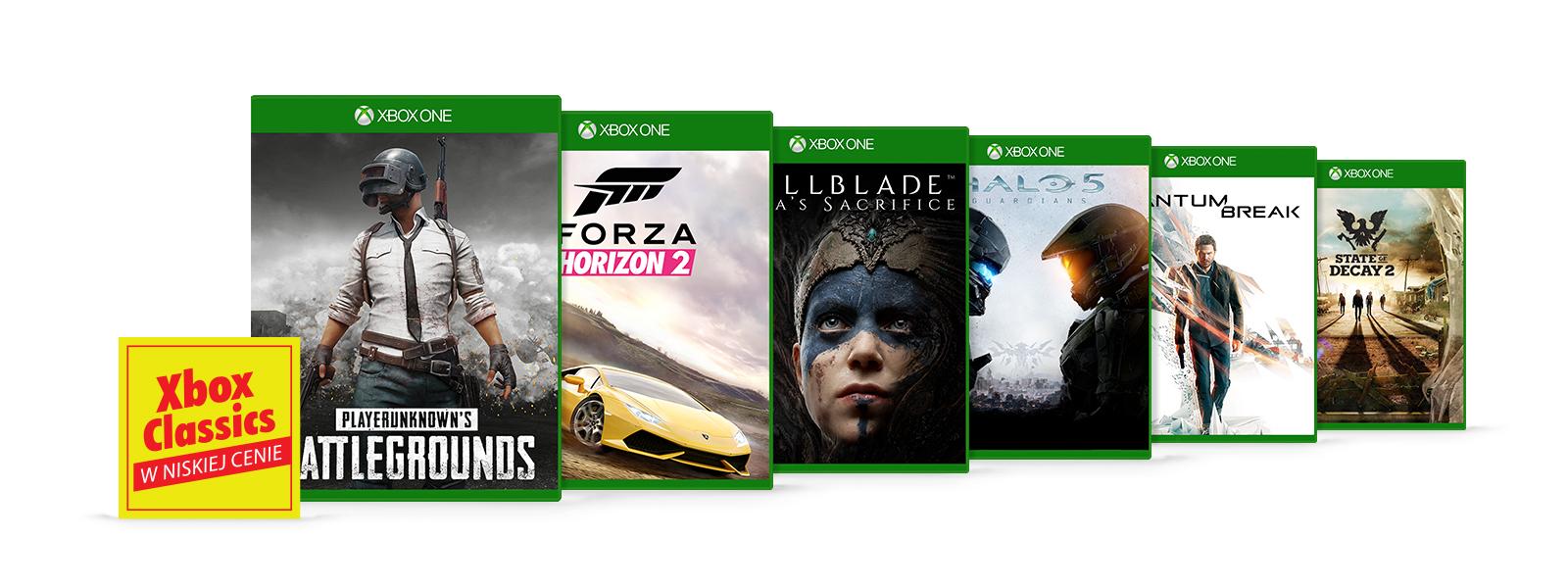 Xbox Classics. Najlepsze gry w najlepszych cenach.