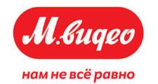 Логотип M.video