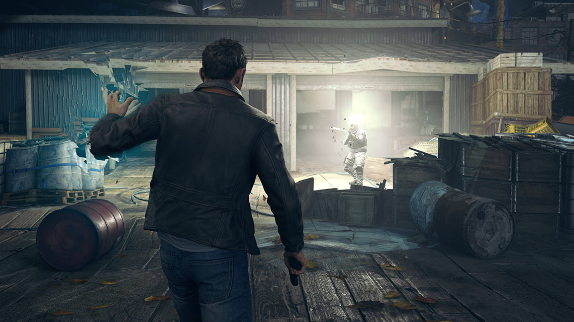 Screenshot 5 di Quantum Break