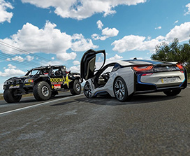 Collection de voitures Rockstar Energy pour Forza Horizon 3