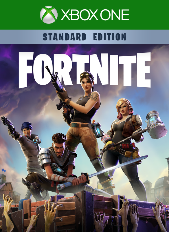 how to play 2 players fortnite ga me xboxone