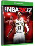 NBA 2K17 box shot