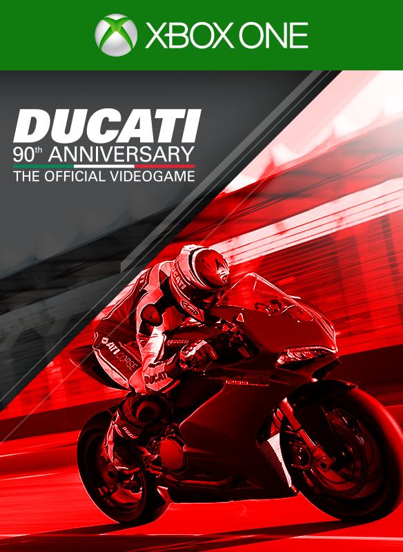 DUCATI ⎼ 90th Anniversary