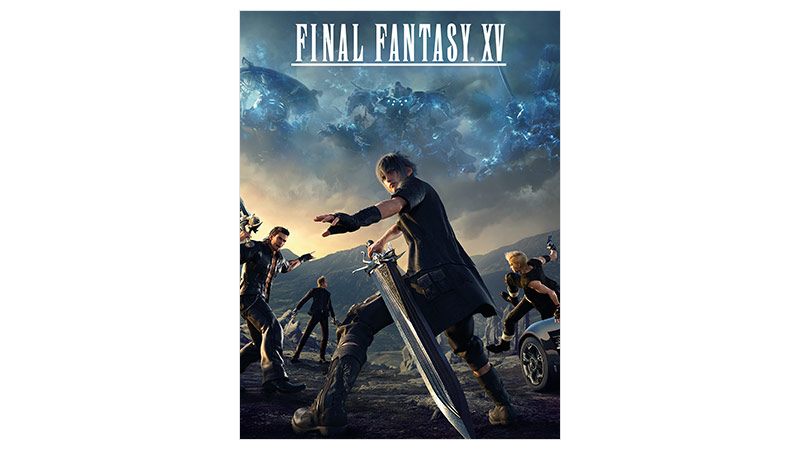 Final Fantasy XV édition Standard
