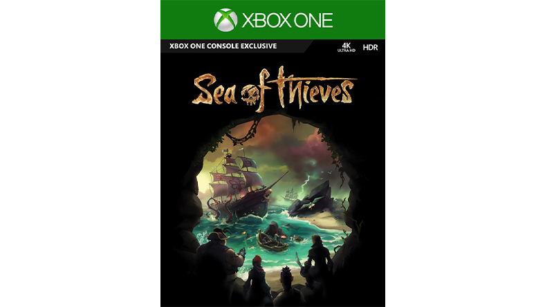 Sea of Thieves game box shot