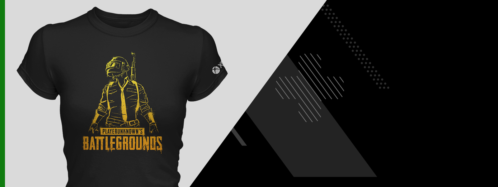 Xbox merchandise - PlayerUnknown Battlegrounds logo