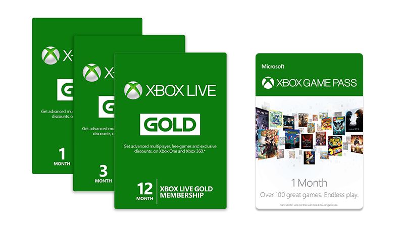 Get 1 month of Xbox Game Pass free
