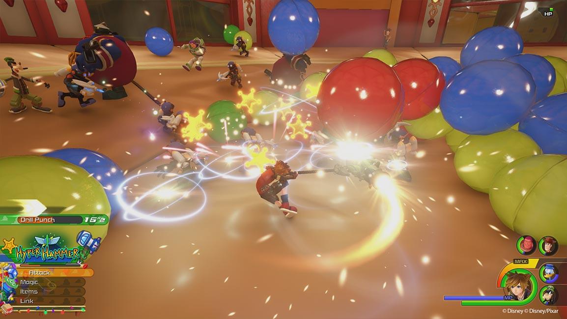 Toy Story Games Gratis : Kingdom hearts iii xbox