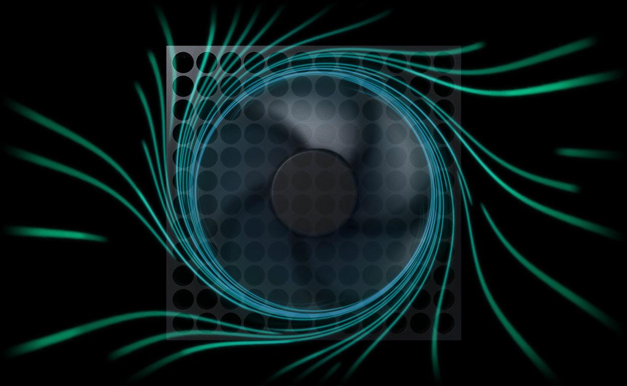 Xbox Series X -tuuletin