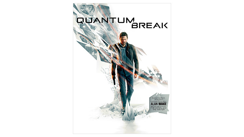 Quantum Break Standard Edition Boxshot