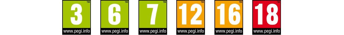 Logos PEGI
