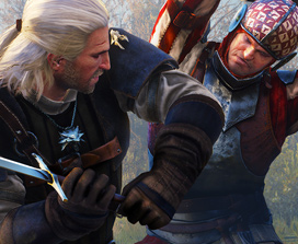 Witcher 3 New Finisher Animations DLC