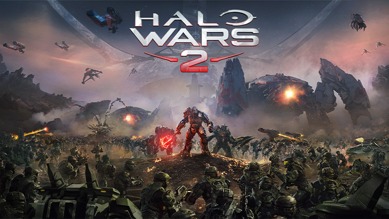 Game-illustraties Halo Wars 2