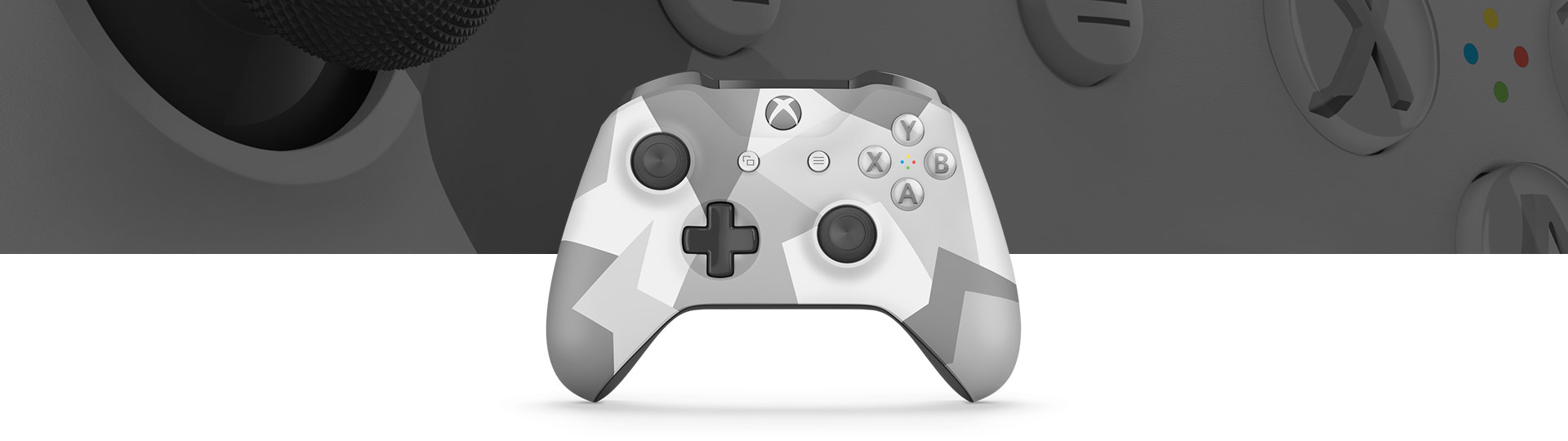 Xbox wireless controller winter forces edition