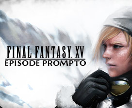 Final Fantasy Episodio Prompto