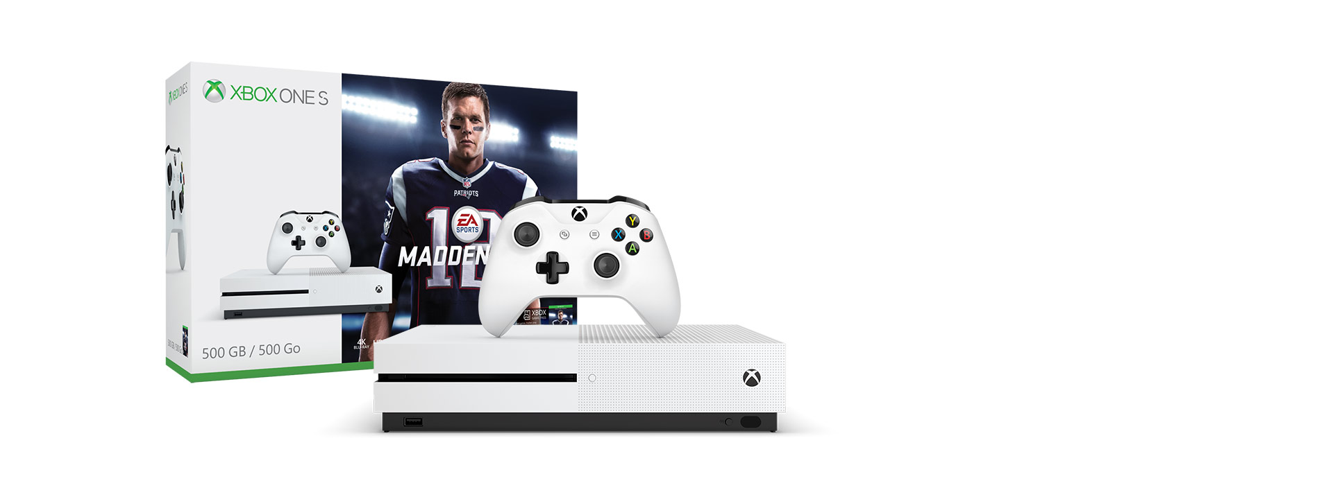 Xbox One S Console Bundle