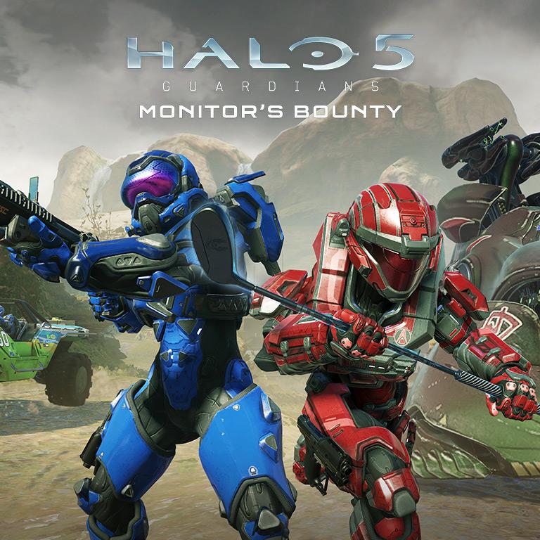 Monitors Bounty hero