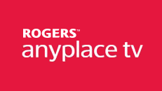 Rogers Anyplace TV app on Xbox 360