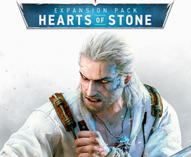 Contenu téléchargeable The Witcher 3 Hearts of Stone