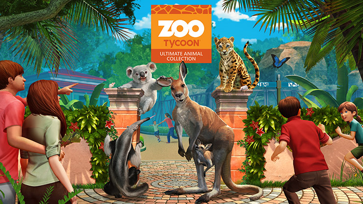 Zoo Tycoon: Ultimate Animal Collection boxshot